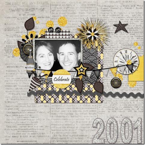 2001 New Year